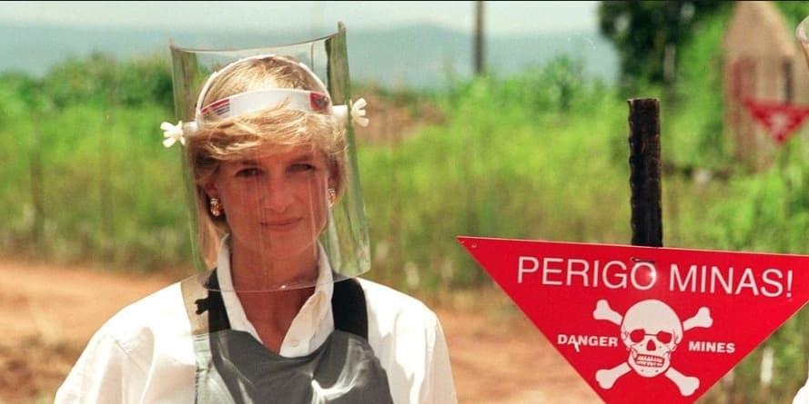 Anti Land Mine Activist