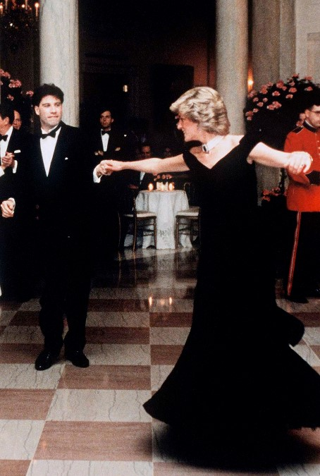 Dancing With John Travolta