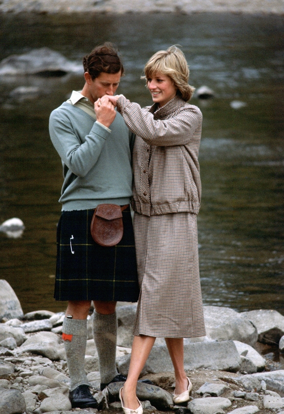 Honeymoon In Scotland