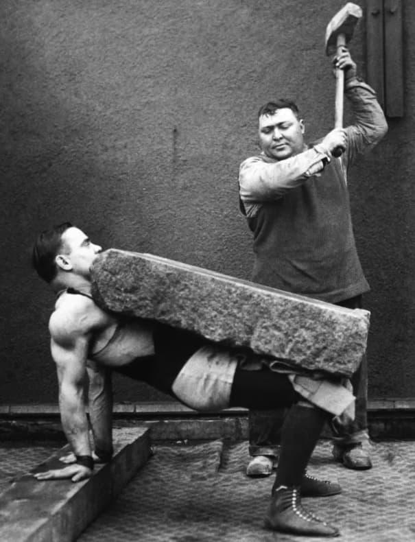 A Strongman