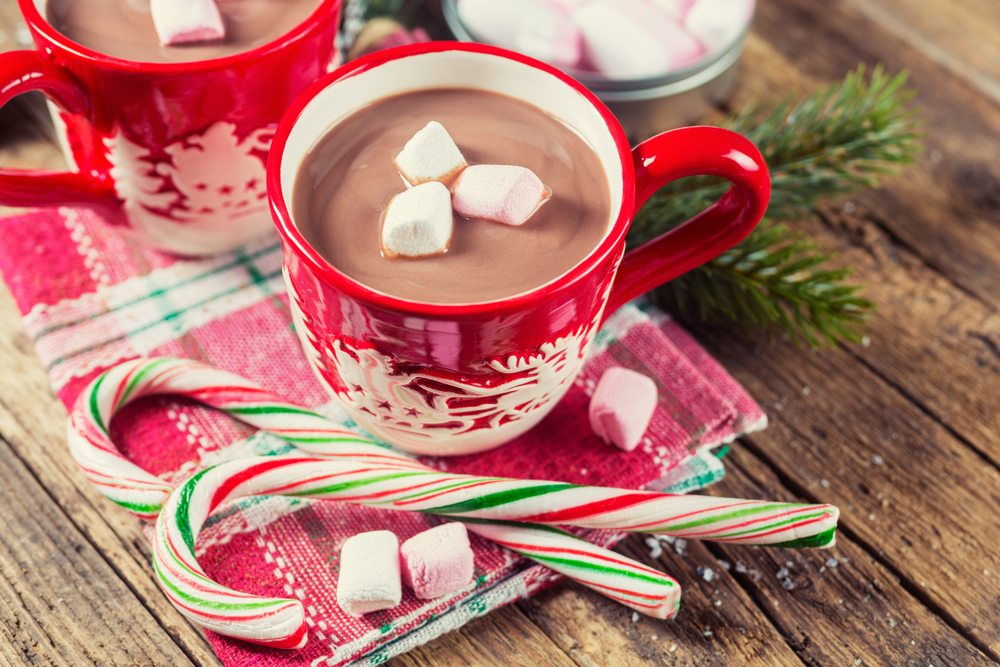 Quick And Easy Christmas Hot Chocolate