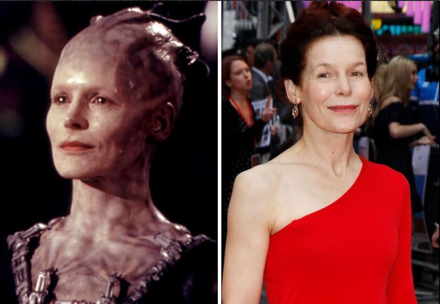 Alice Krige The Borg Queen