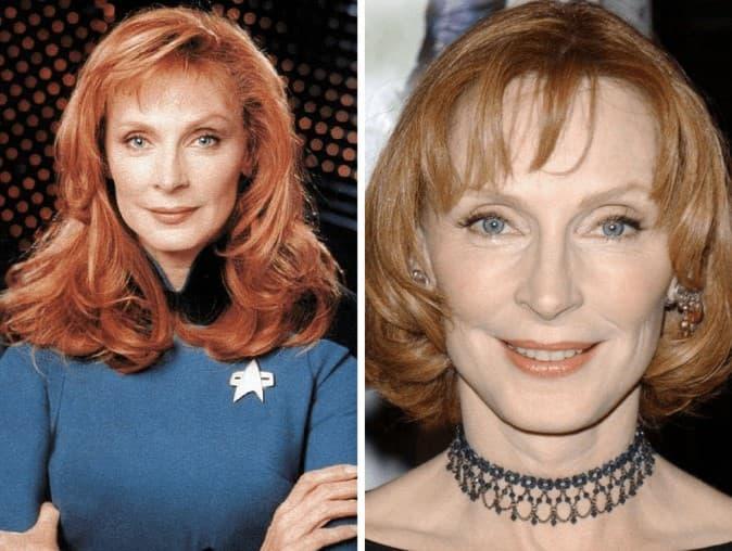 Dr. Beverly Crusher – Gates McFadden