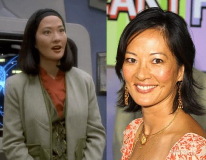 Keiko O'Brien – Rosalind Chao