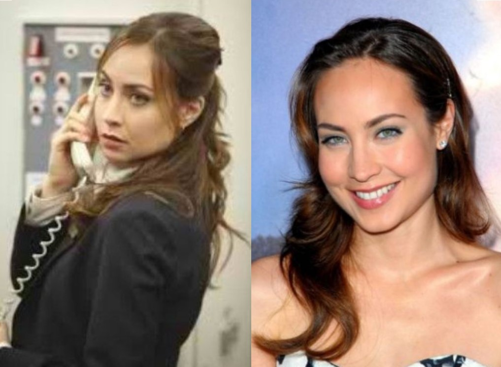 Courtney Ford As Kaylen Burrows