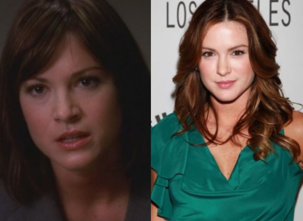 Danneel Ackles As Jessica Shore