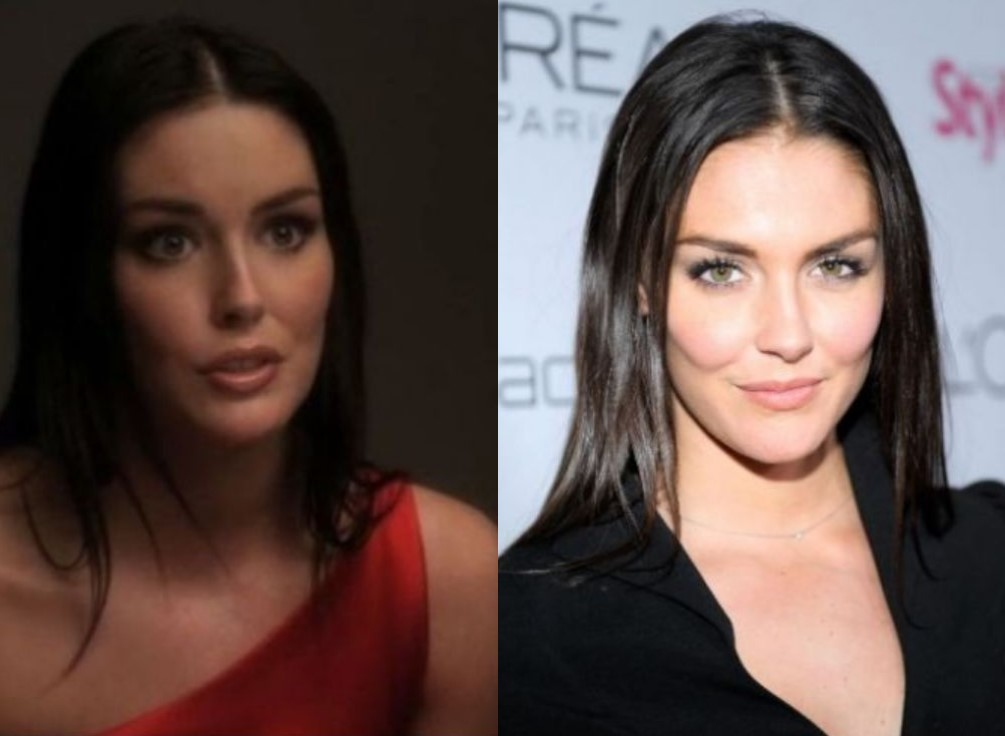 Taylor Cole As Charlotte Cook