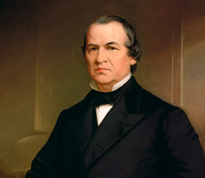 Andrew Johnson – 138.9