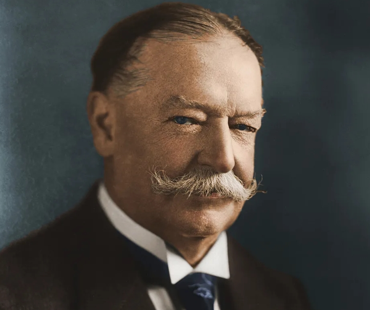 William Howard Taft – 139.5