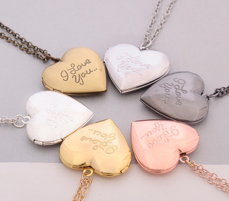Locket Necklaces