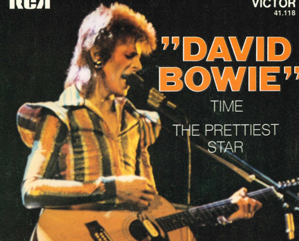 David Bowie — The Prettiest Star (1973)
