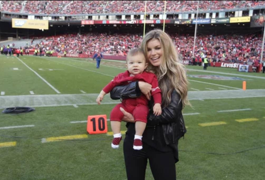 Marissa Miller San Francisco 49ers