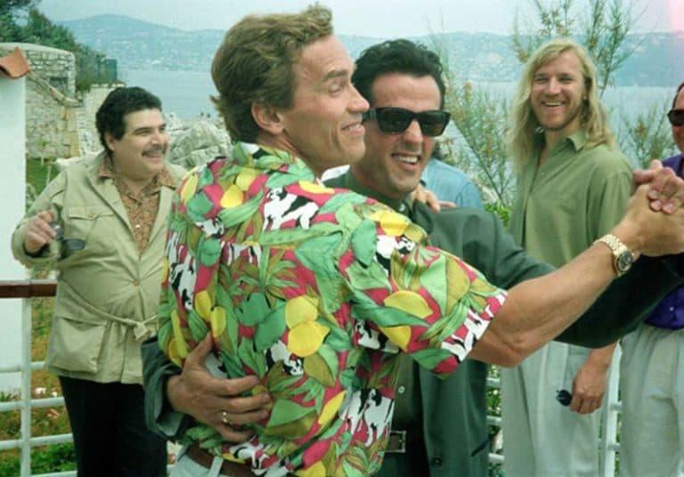Arnie & Sly