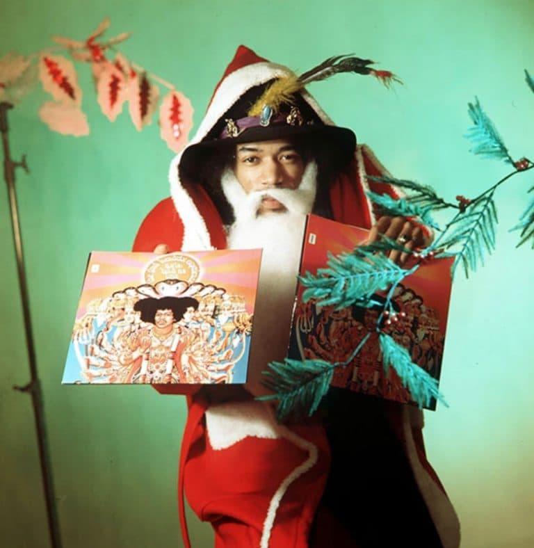 Santa Hendrix