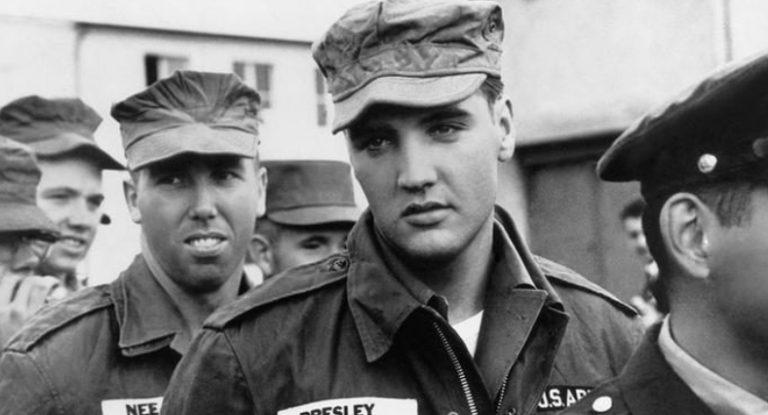 Sergeant Presley