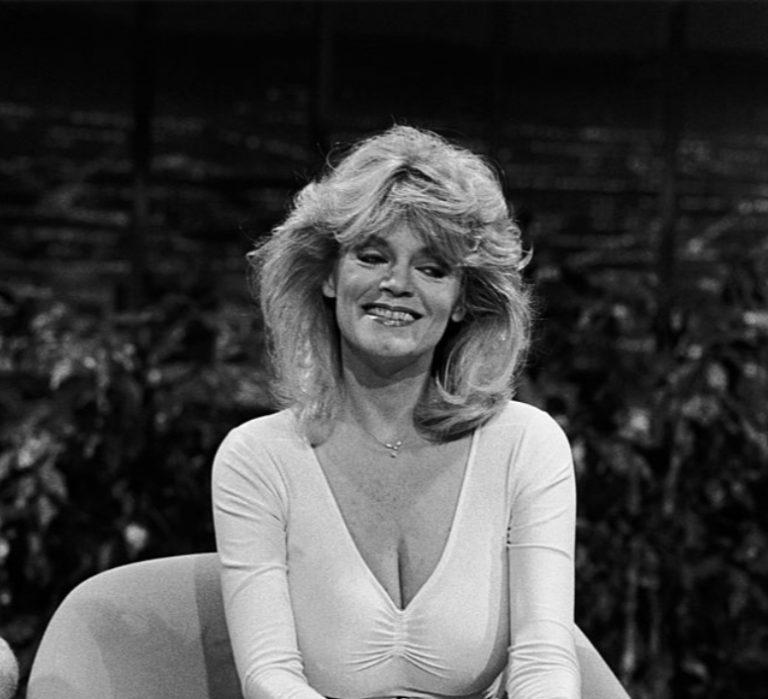 Carol Wayne On The Johnny Carson Show