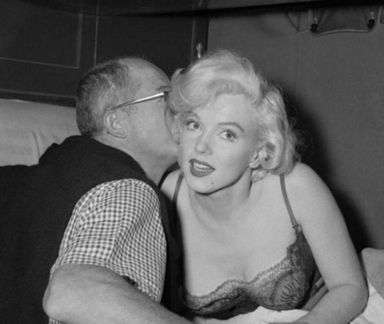Marilyn & Billy Wilder
