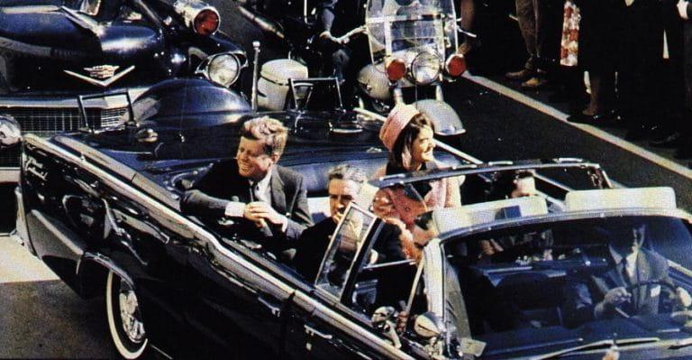 JFK Before His Assasination