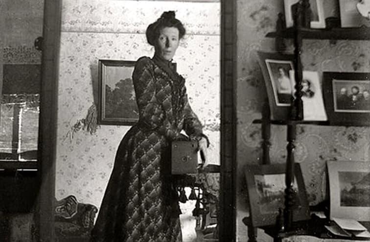 First Selfie, 1900
