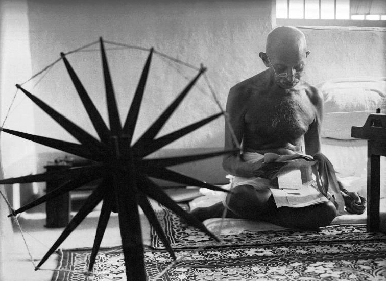 Gandhi In 1946
