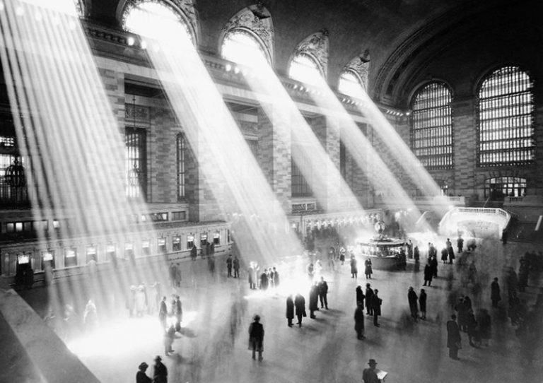 Grand Central Station, 1929