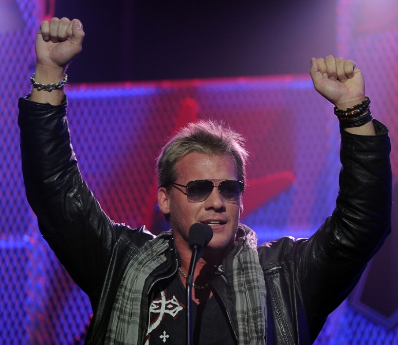 Chris Jericho Minnesota Vikings