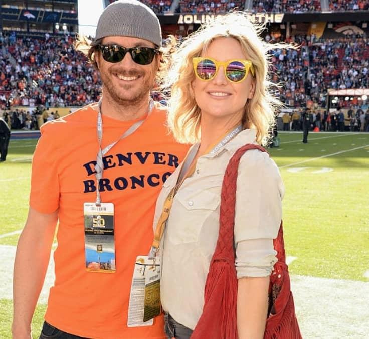 Kate Hudson Denver Broncos